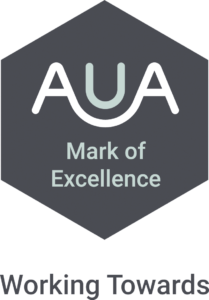 aua mark of excellence - working towards