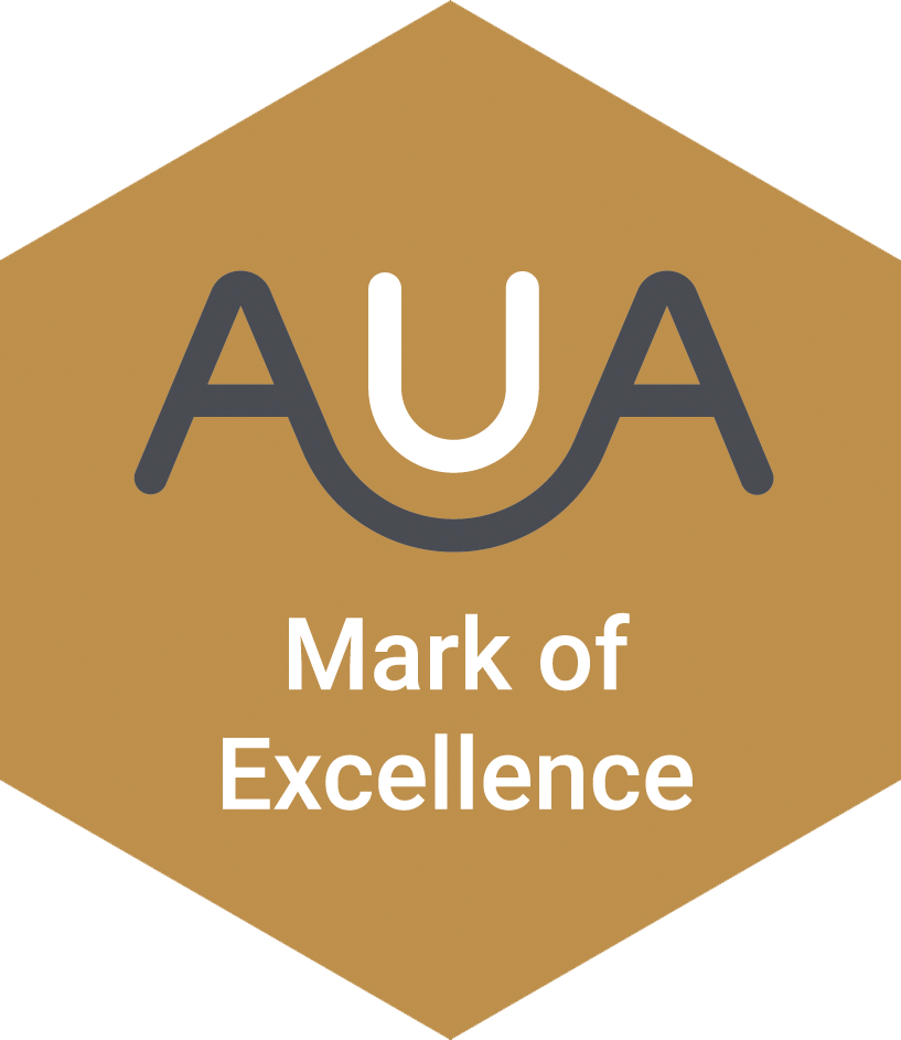 aua mark of excellence