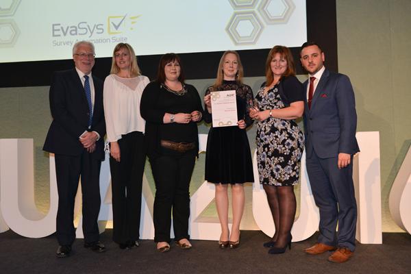 2016 Network Award winners - St Andrews University Branch