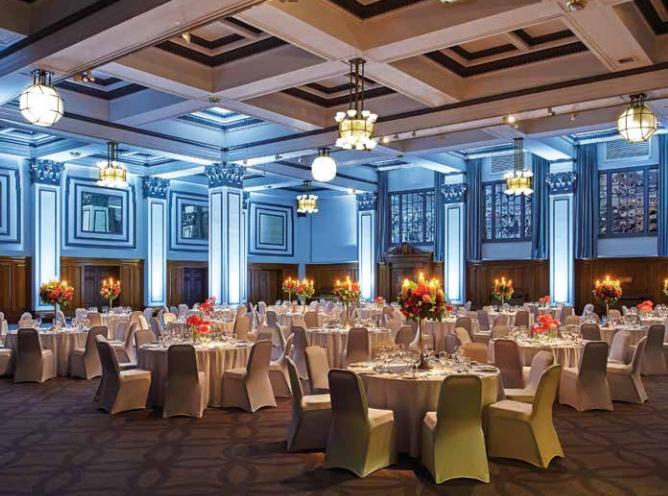 The Principal Manchester ballroom